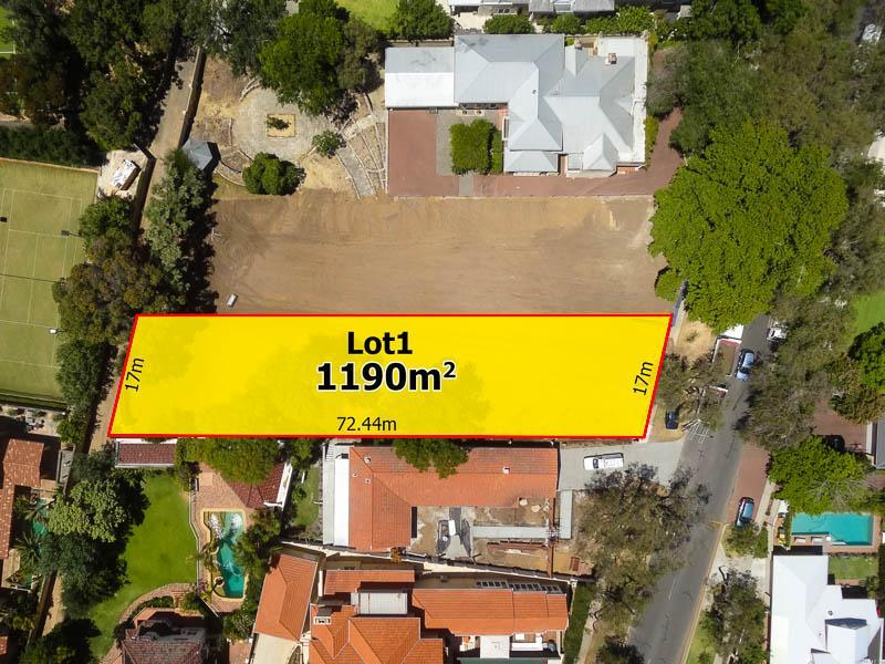 Building plot | 19 & 19A View Street, PEPPERMINT GROVE, WA 6011 2