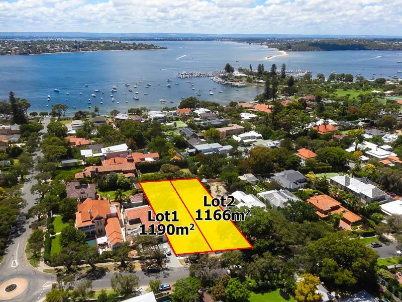 Building plot | 19 & 19A View Street, PEPPERMINT GROVE, WA 6011 4
