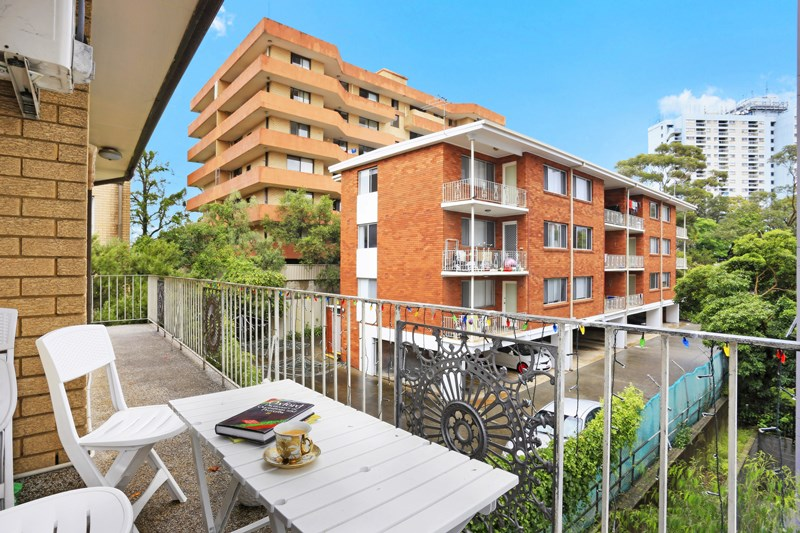 Photo of 29/27 Campbell Street PARRAMATTA, NSW 2150