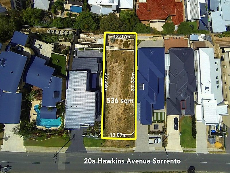 Picture of 20A Hawkins Avenue, Sorrento