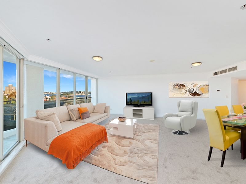 Picture of 1105/38 Alfred Street South, Milsons Point