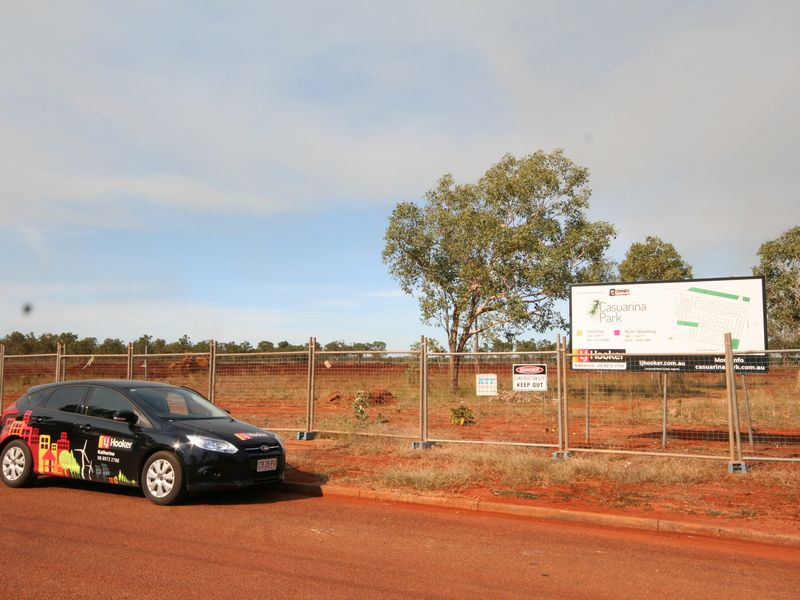 Photo of Lot 3389 (Block 1) Casuarina Park KATHERINE, NT 850