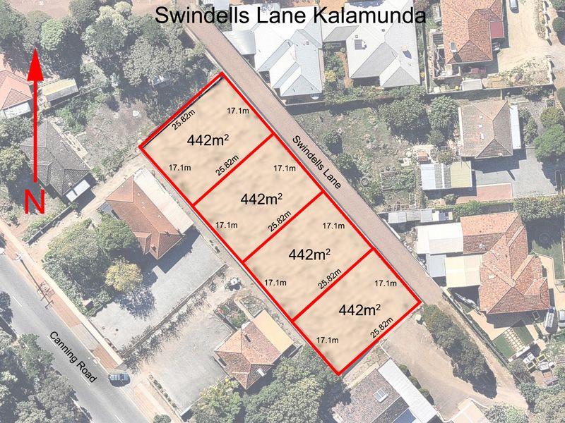 Picture of Swindells Lane, Kalamunda
