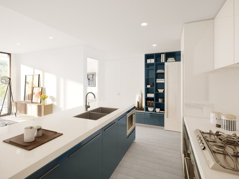 Main photo of 215/275 Abbotsford Street, North Melbourne - More Details