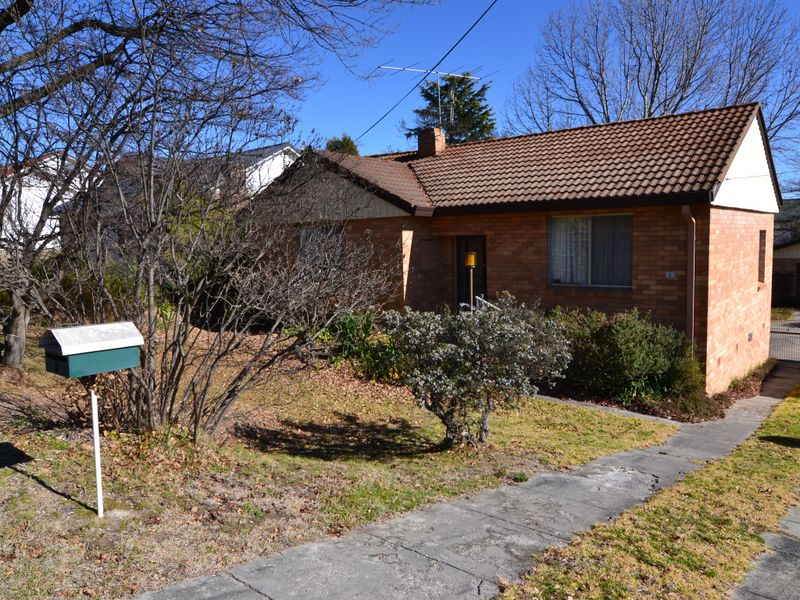 Picture of 3 Vickers Street, Lithgow