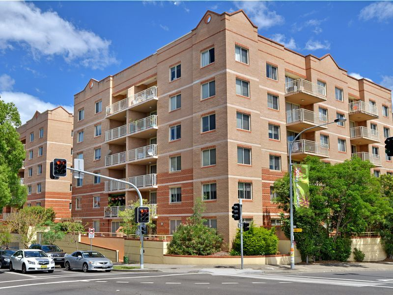 Picture of 603/65 Shaftesbury Road, Burwood