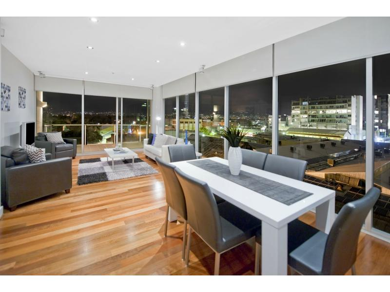Picture of 507/211 Grenfell Street, Adelaide