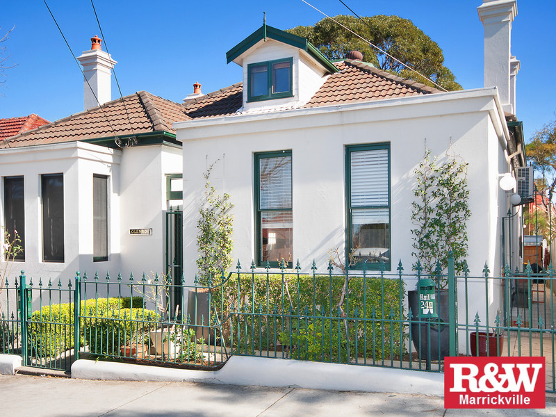Picture of 24A Bright Street, Marrickville