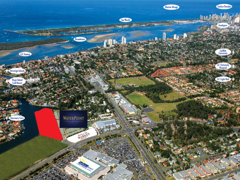 1509/5 Harbour Side Court, Biggera Waters QLD 4216 - Off The Plan ...