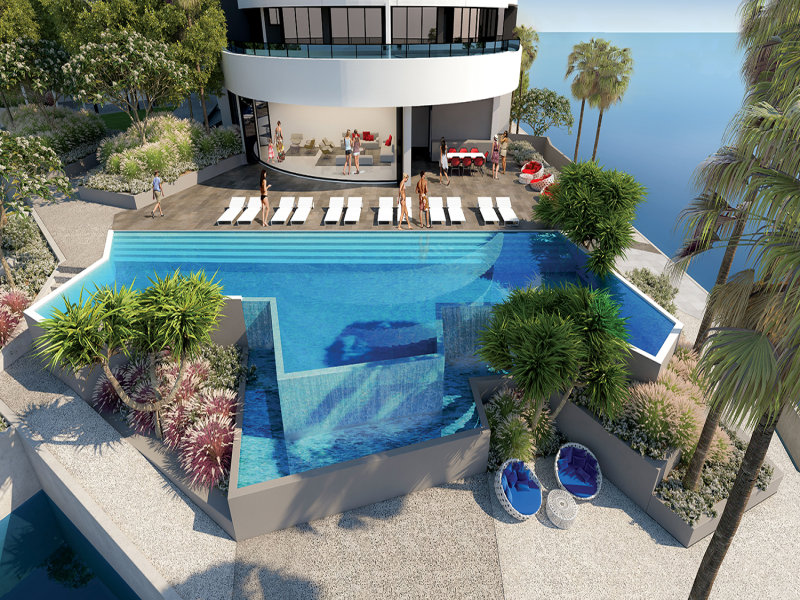 11206/5 Harbour Side Court, Biggera Waters QLD 4216 - Off The Plan ...
