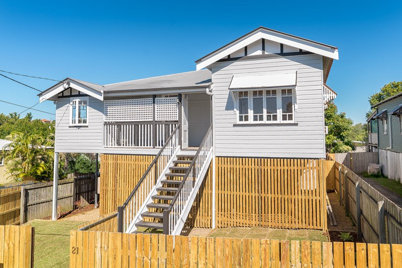 Picture of 21 Aubigny Street, Annerley