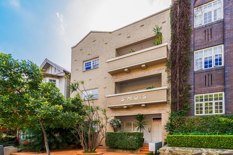 Picture of 6/18 St Neot Avenue, Potts Point