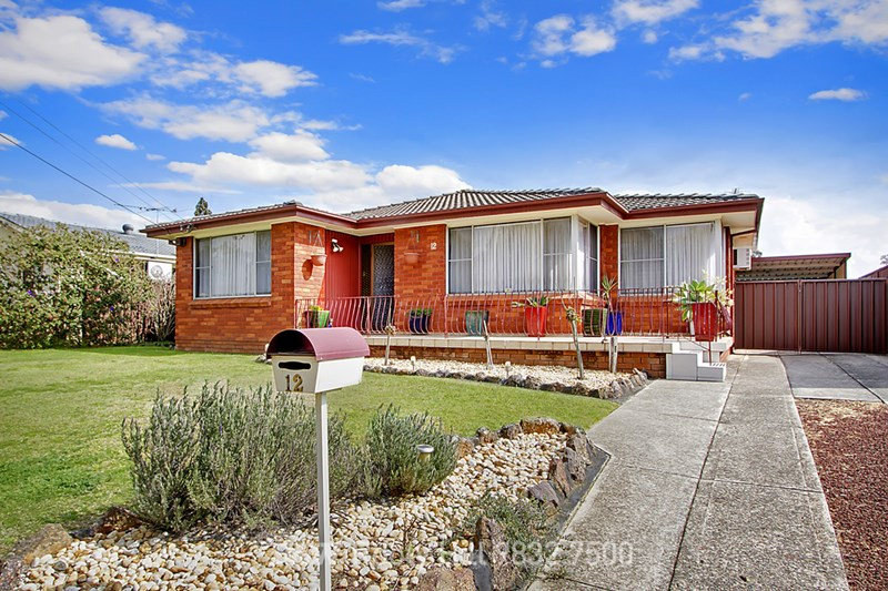 Photo of 12 Alice Street Rooty Hill, NSW 2766