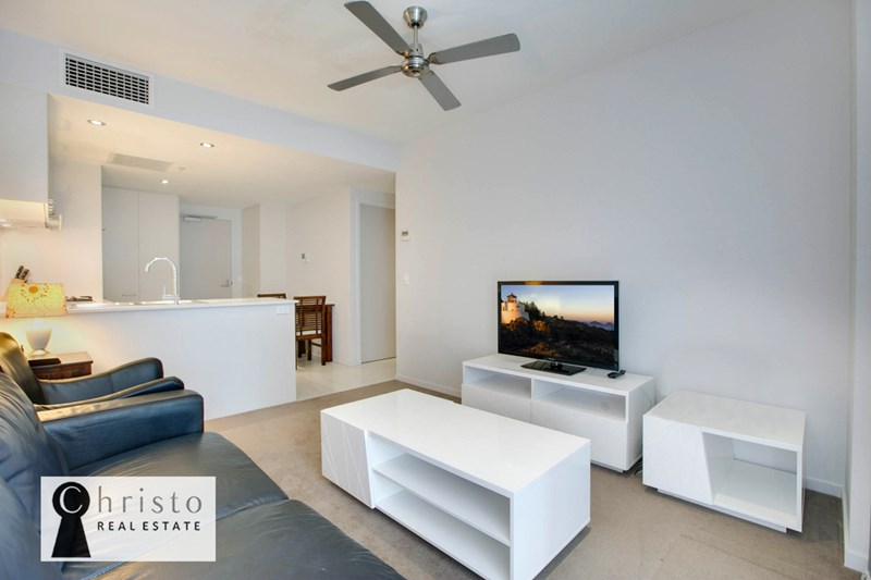 Picture of 603/127 Charlotte Street, Brisbane