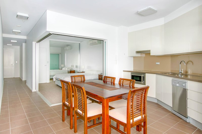 Picture of 212/501 Adelaide Street, Brisbane