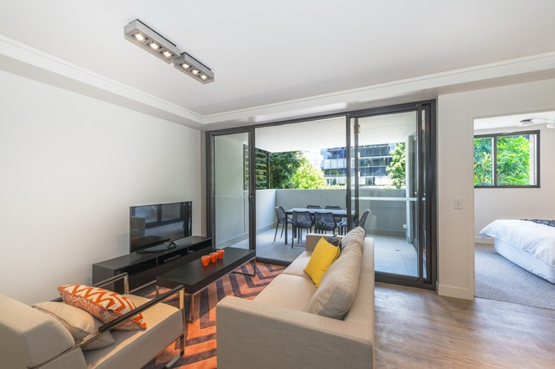 Picture of 01/125 Melbourne Street, South Brisbane