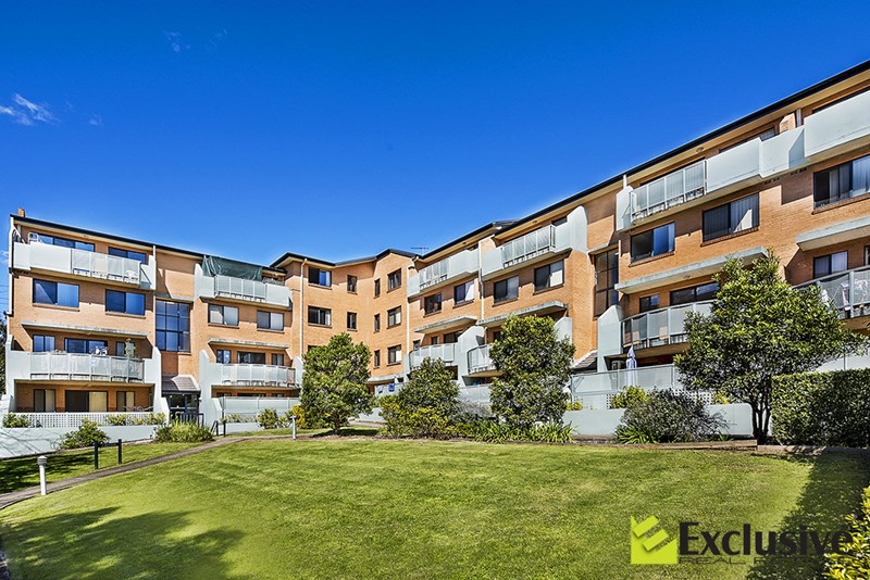 Picture of 32/68 Courallie Avenue, Homebush West
