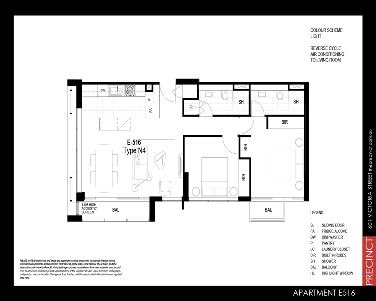 Floorplan for 601 Victoria St  Abbotsford