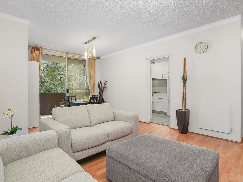 Picture of 25/34 Edensor Street, Epping