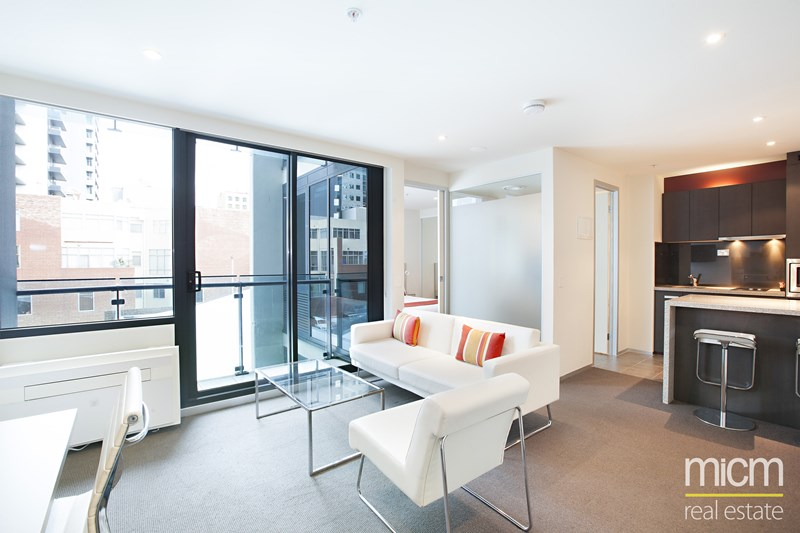 Picture of 912/181 A'Beckett Street, Melbourne