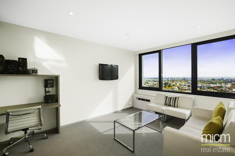 Picture of 2201/181 A'Beckett Street, Melbourne