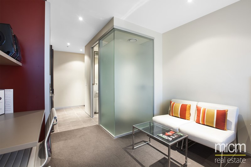 Picture of 406/181 A'Beckett Street, Melbourne