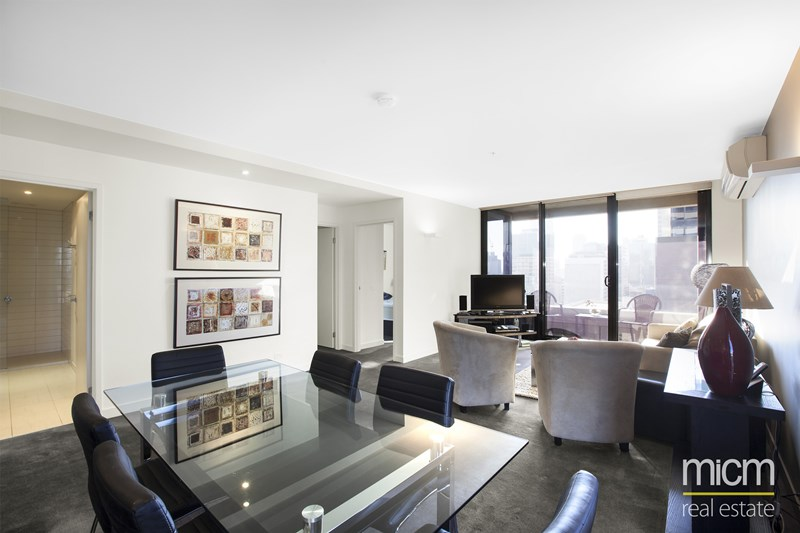 Picture of 2605/200 Spencer Street, Melbourne