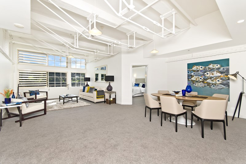 Picture of 317/6 Cowper Wharf Roadway, Woolloomooloo