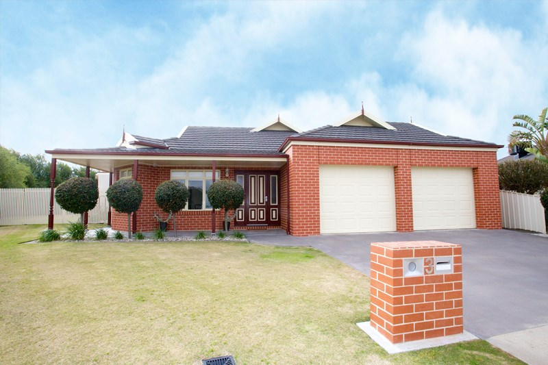 Photo of 3 Dixon Court HORSHAM, VIC 3400