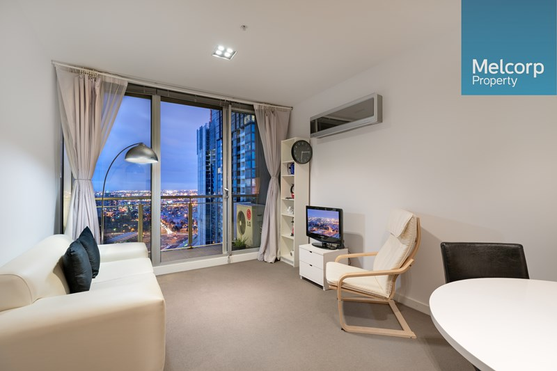 Picture of 3308/483 Swanston  Street, Melbourne