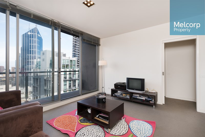 Picture of 2502/8 Franklin  Street, Melbourne