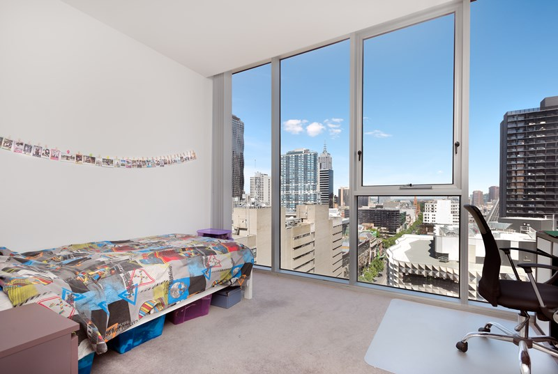 Picture of 1802/483 Swanston  Street, Melbourne