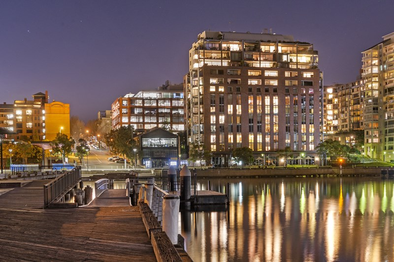 Picture of 203/2-4 Mount Street Walk, Pyrmont