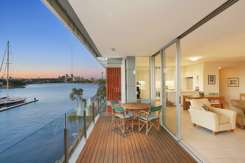 Picture of 245/3 Darling Island Road, Pyrmont