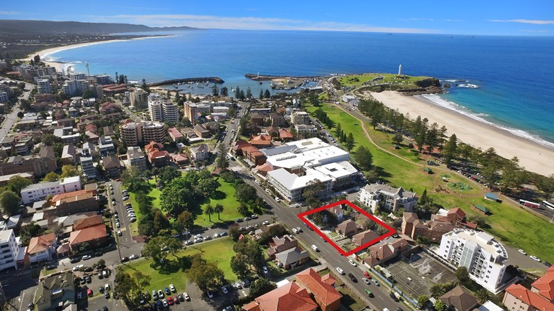 Picture of 17, 19, 21 Harbour Street, Wollongong