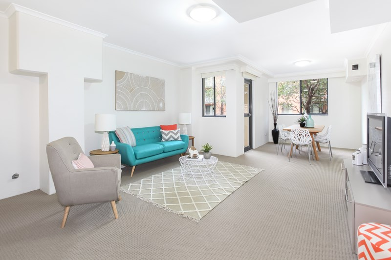 Picture of 181/102 Miller Street, Pyrmont