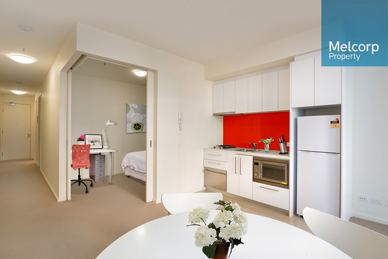 Picture of 912/25 Therry  Street, Melbourne