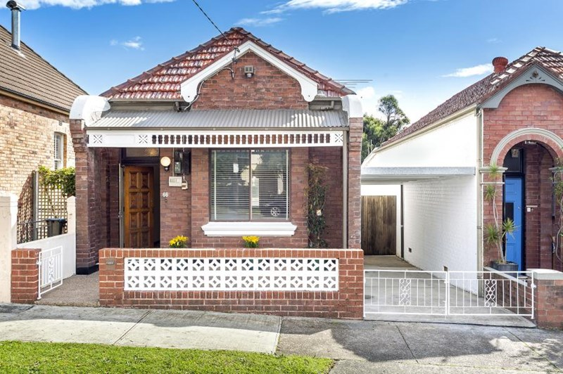 Picture of 66 Wetherill Street, Leichhardt