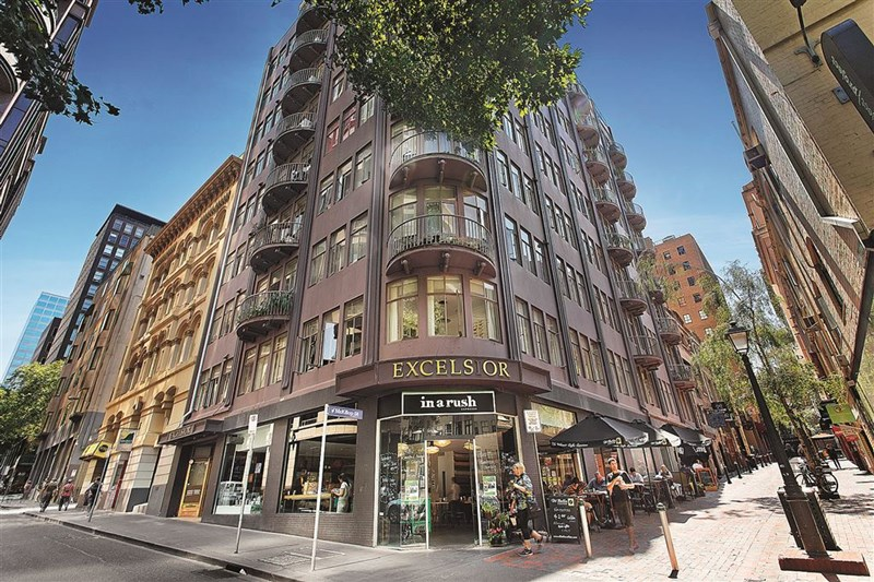 Picture of 403/390 Little Collins Street, Melbourne