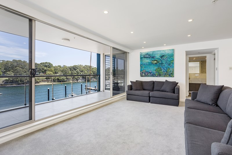 Picture of 413/6 Cowper Wharf Roadway, Woolloomooloo