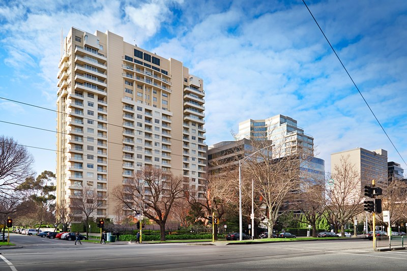 Picture of 801/469 St Kilda Road, Melbourne 3004