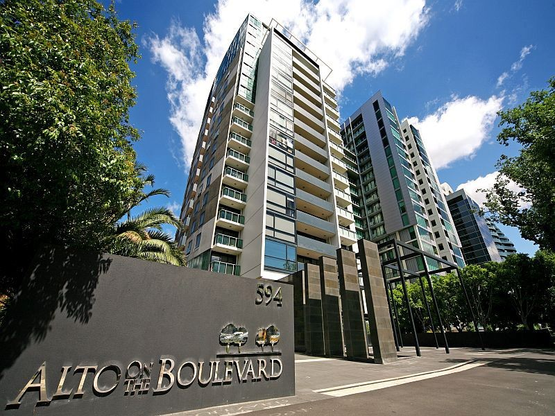 Picture of 512/594 St Kilda Road, Melbourne 3004