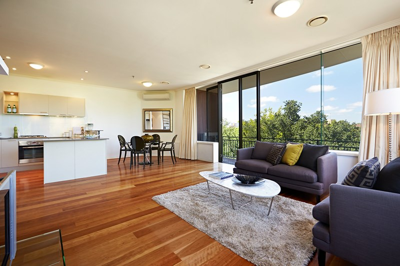 Picture of 301/598 St Kilda Road, Melbourne 3004
