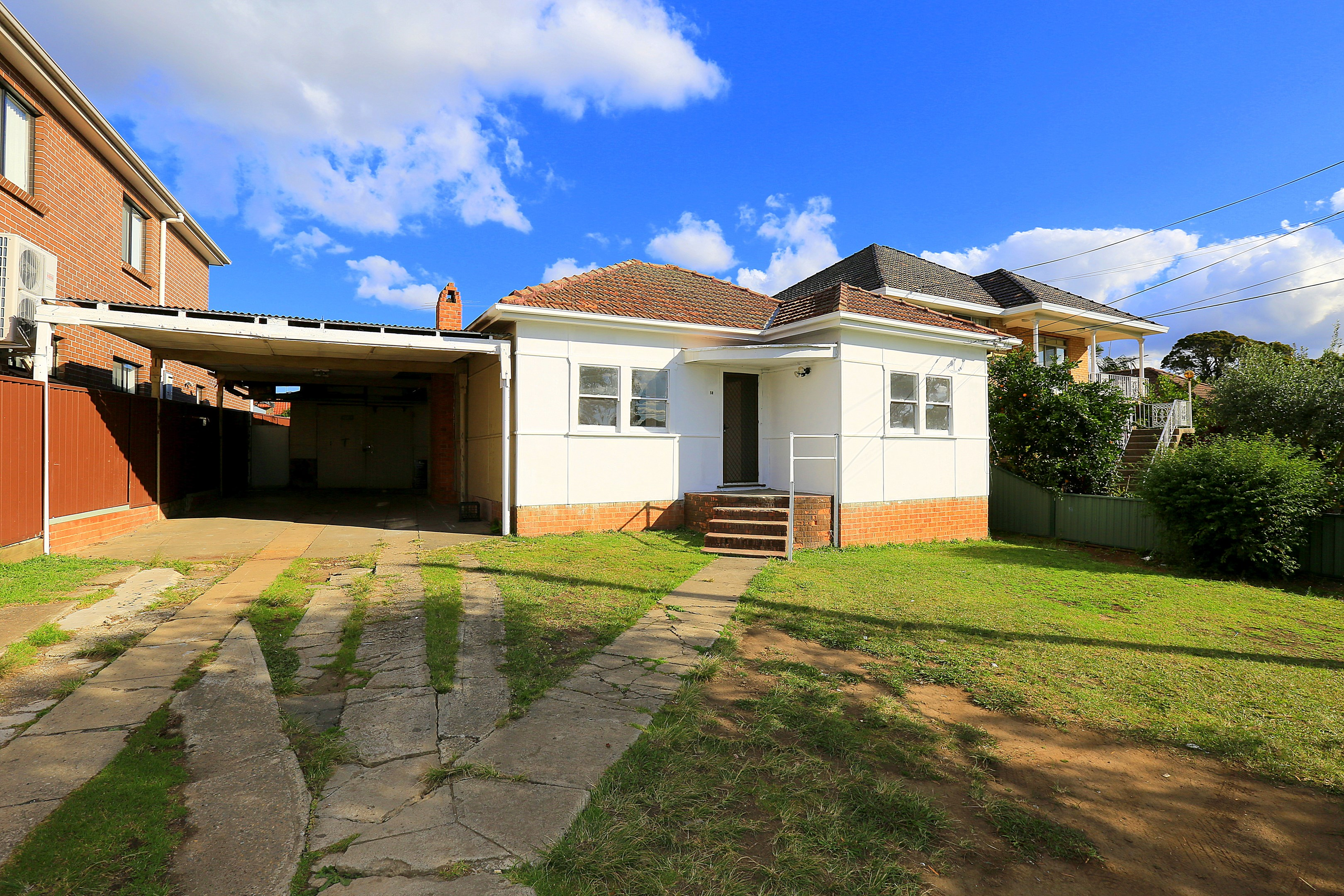 58 High Street Bankstown Nsw 2200 House For Rent 480