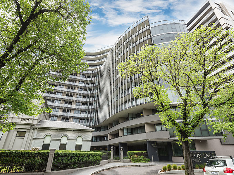 Picture of 315/55 Queens Road, Melbourne 3004
