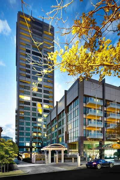 Picture of 101/350 St Kilda Road, Melbourne 3004