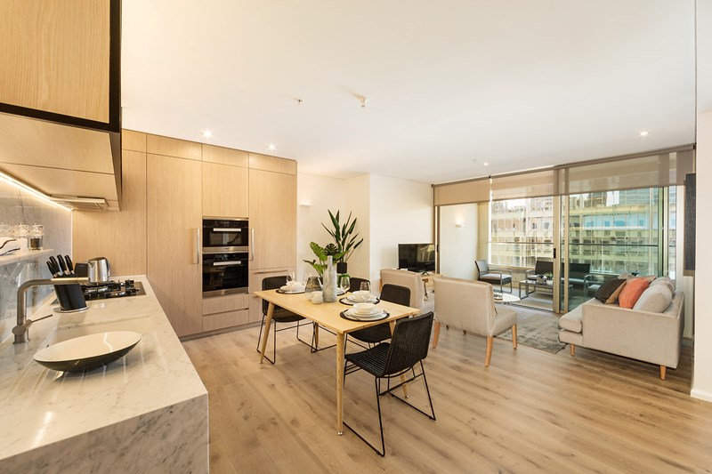Picture of 1007/131 Russell Street, Melbourne