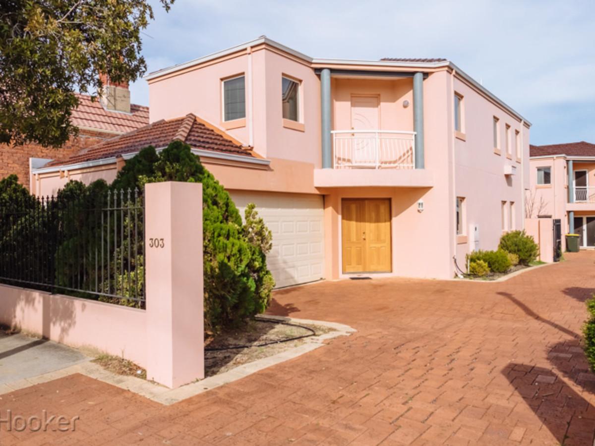 303 Bulwer Street, Perth