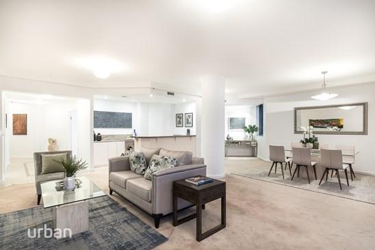 $990PW Riverfront Penthouse