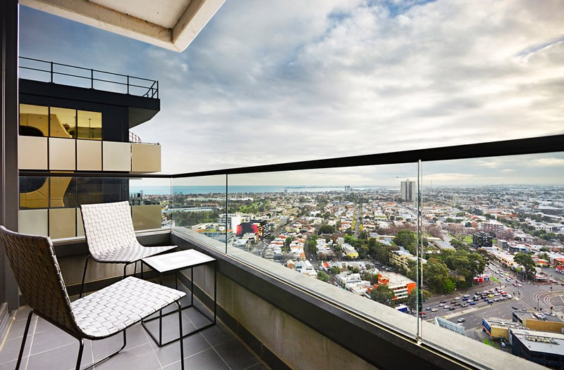 Picture of 2701/38 Albert Road, Melbourne 3004